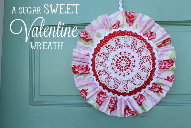 Valentine Wreath 1