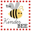 Kinder Bee Button