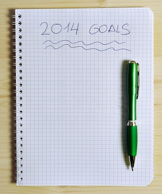Goal List Notebook