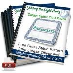 dream celtic quilt block