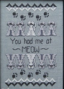 You Had Me At Meow by Designs By Lisa