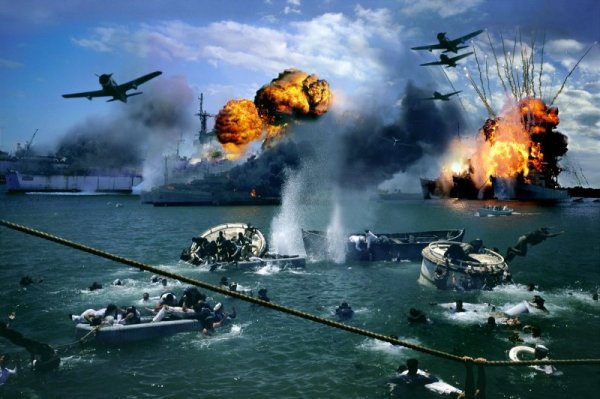 Attack on Pearl Harbour