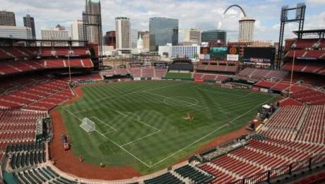 Busch Stadium Soccer