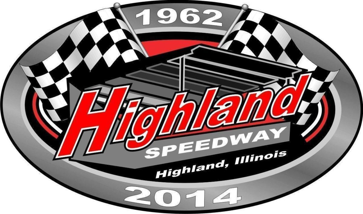 Highland Speedway Results - 5/21/16