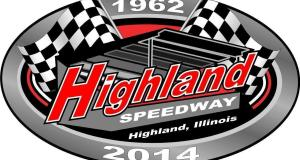 Highland Speedway Logo -2014
