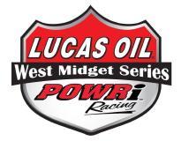 POWRi West Lucas Oil Logo