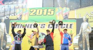 2015 NHRA winners at Gateway Motorsports Park