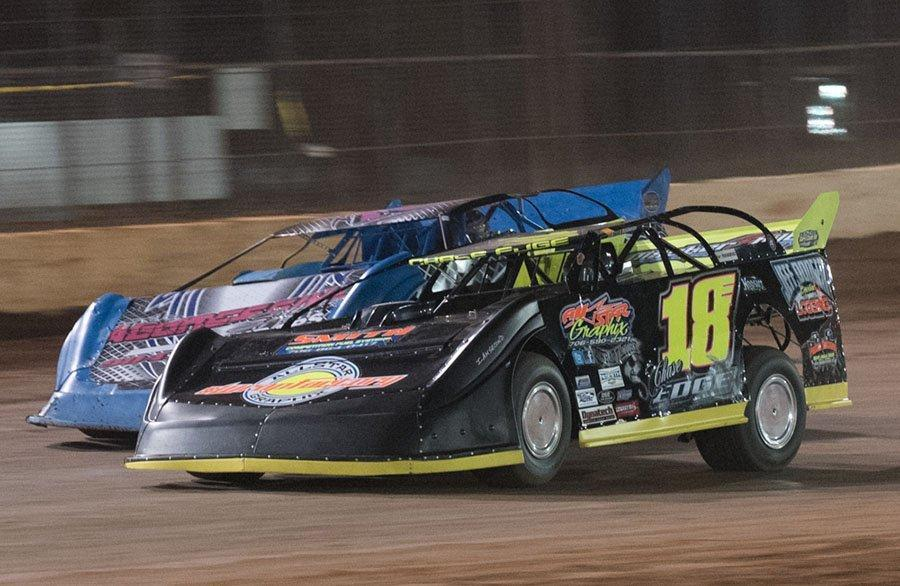 Edge Dominates Night One For NeSmith Late Models At Golden Isles Speedway