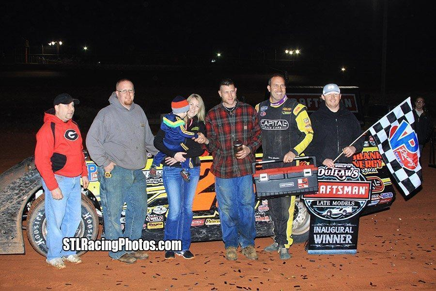 Clanton Claims Thriller on Opening Night of Winter Freeze VI