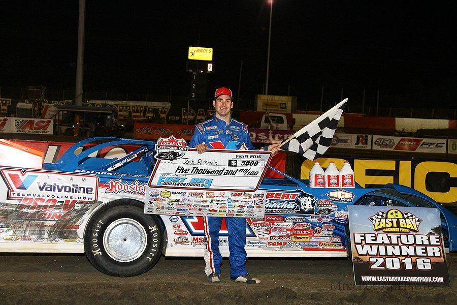 Richards Keeps Rolling at East Bay Winternationals