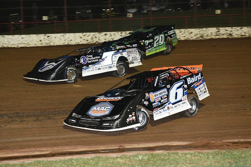 Lloyd Collins Photos from Cowboy Classic at Lucas Oil Speedway - 5/26/16
