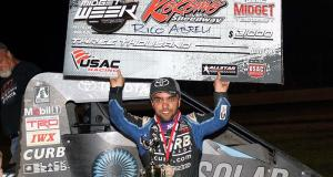 Rico Abreu - Jim Denhamer photo