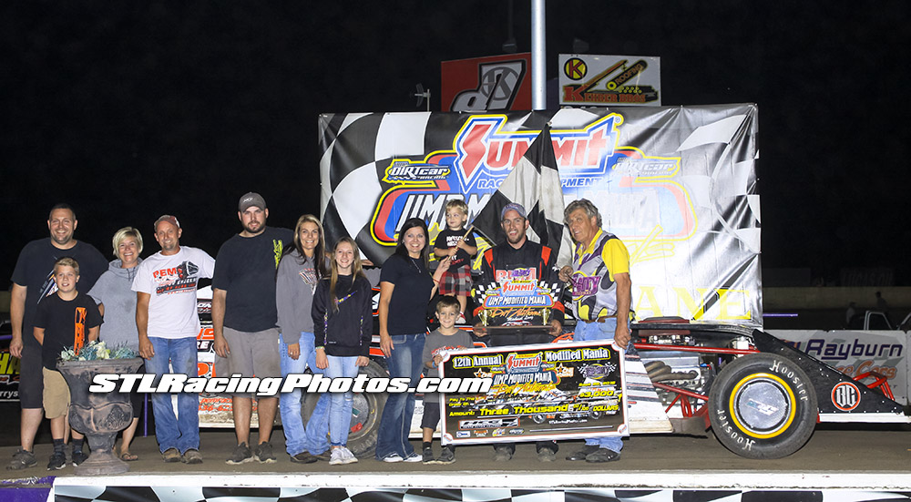 Michael Long takes opening night win at Tri-City Speedway's Mod Mania!