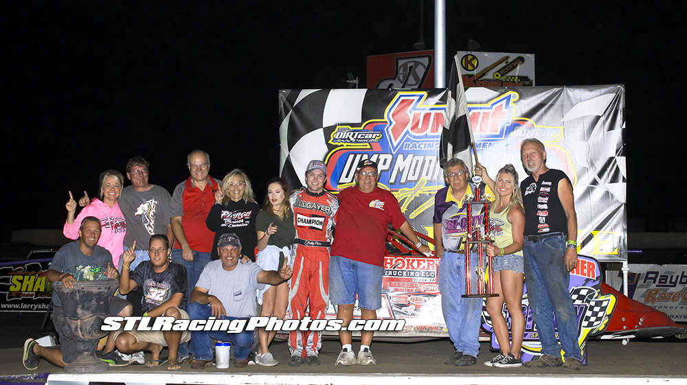 Bobby Pierce take Late Model win at Tri-City Speedway's Mod Mania opener!