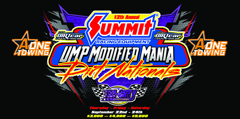 Big Names, Big Things Happening at Tri-City Speedway's Mod Mania this weekend!