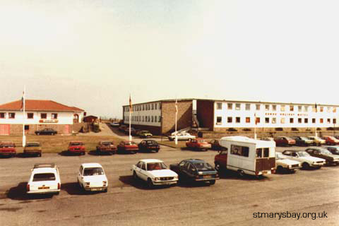 Sands Holiday Motel, St Mary's Bay, August 1982