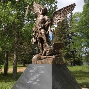St. Michaels Statue