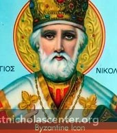 St. Nicholas, Advent Saint
