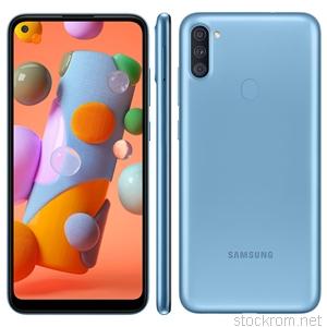 Galaxy A11 SM-A115M Binário 1 Android 10 Q Brazil ZTO - A115MUBS1AUB1