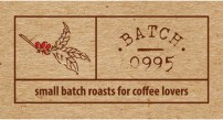 Stockton Graham Dilworth Coffee Batch 0995