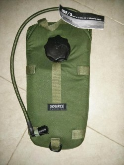 waterpack upright