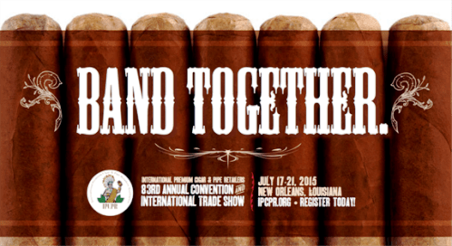 2015 IPCPR Trade Show