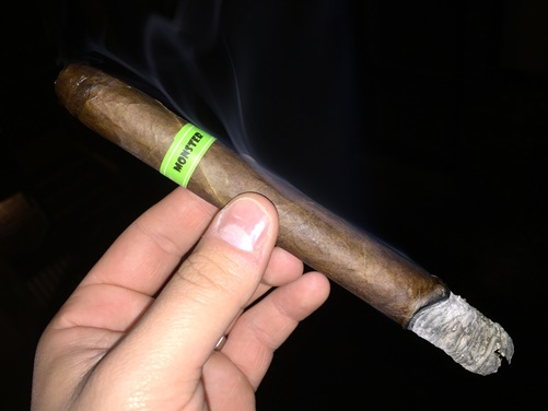 Hyde Smoking
