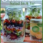 SUMMER'S BEST SALAD… IN A JAR!