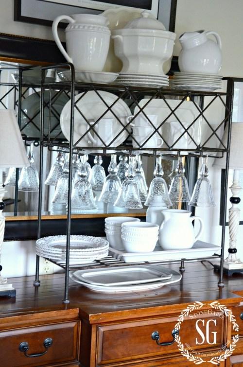 SUMMER HOME TOUR-breakfast room-bar-stonegableblog.com