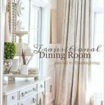 TRANSITIONAL DINING ROOM DECOR