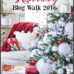HOLIDAY BLOG WALK 2016