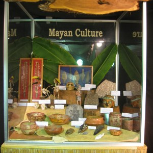 Mayan Culture Artifacts