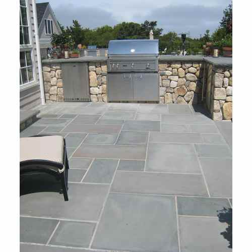 Medium Crop Of Blue Stone Pavers