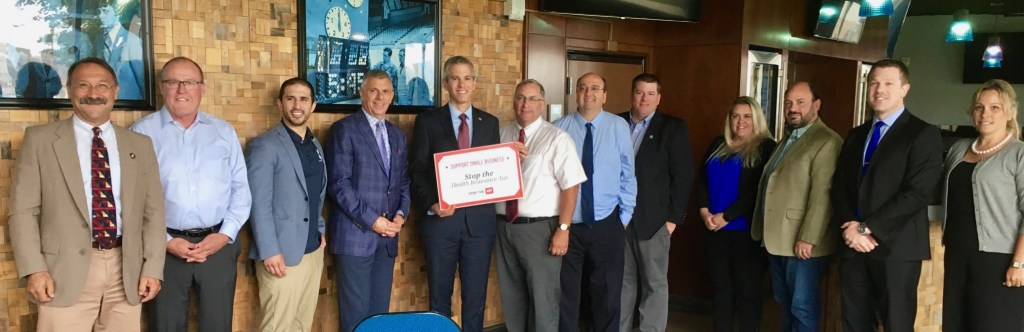 STH w Rep. Anthony Brindisi_8.28.19