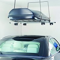 Fasty Box Lift Over Head Garage Hoist Lift Hideaway Storage System