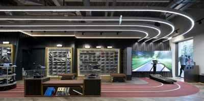 Lifestyle Sports Capitol Cork - Store Design