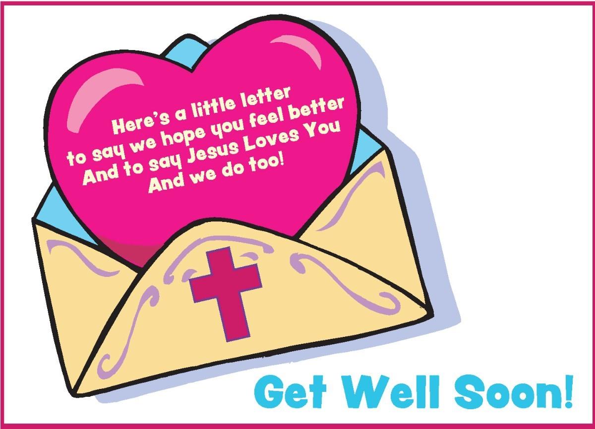 Fullsize Of Hope Your Feeling Better