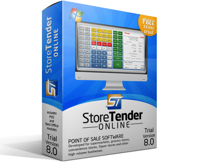 StoreTender POS Free Trial