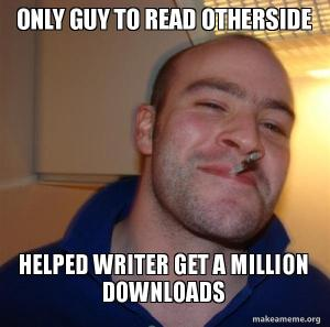 good guy greg meme read otherside