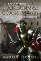 The Adventures of Larson and Garrett Assault in Stormguard By Aaron Dennis