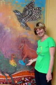 Jenni kangaroo heart mural smile trip advisor www.storiesonfoot.com small