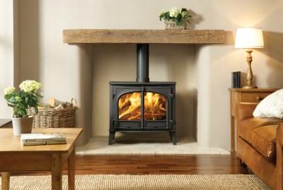 Stockton 14 Wood Burning Stoves - Stovax Stove