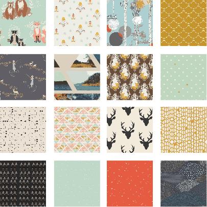 give away Art Gallery fabrics