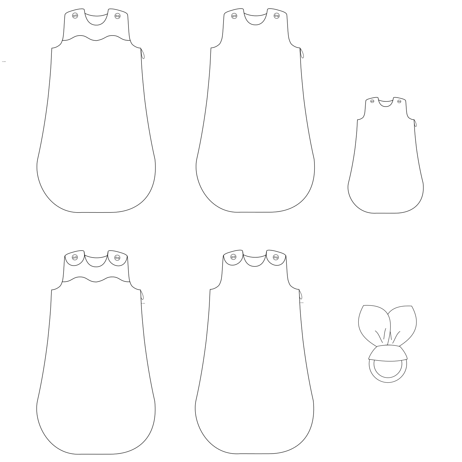Lua papieren patroon (Nederlands)