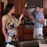 Hung Beefy Stud Levi Cash Gets Intense Private Lessons From Naughty MILF Lezley Zen