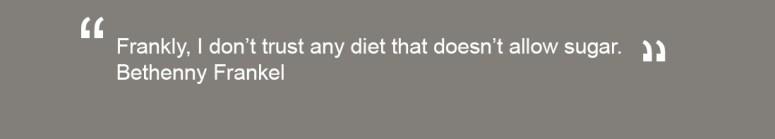 Bethenny Frankel quote