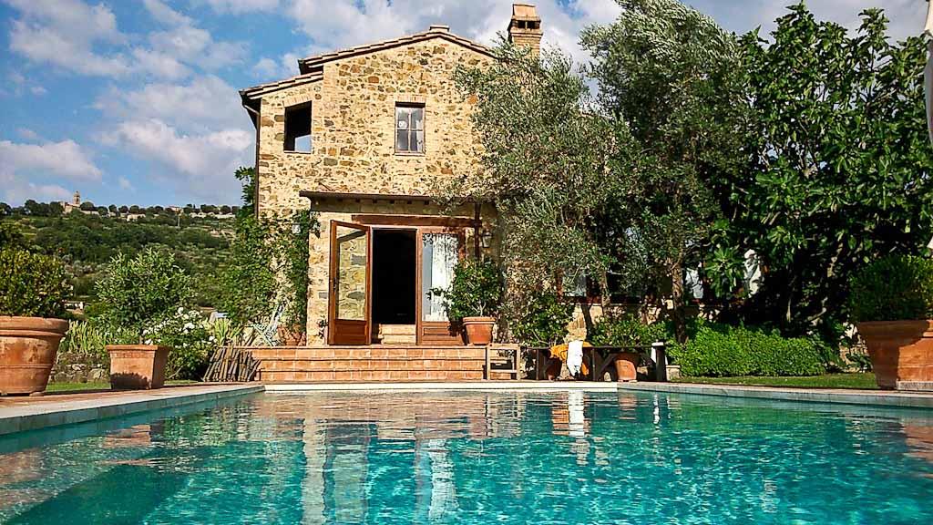 Casa Raia – our beautiful Tuscan home for a week