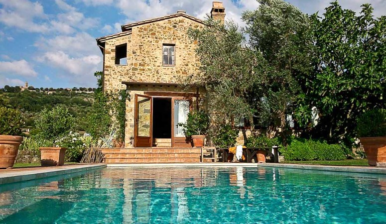 Casa Raia – our beautiful Tuscan home for a week