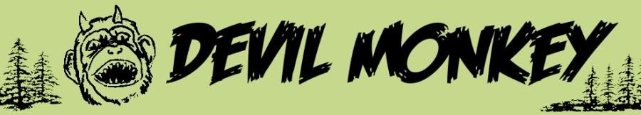 Devil Monkey Banner