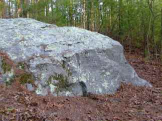 Minister's Rock